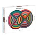 Moma Frank Stella 750 Piece Shaped Puzzle - Book