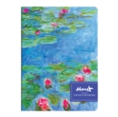 Monet Writer's Notebook Set - Book