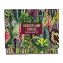 Houseplant Jungle Playing Card Set - Book