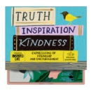 Anne Bentley Inspired Life: Truth, Inspiration, Kindness Greeting Assortment Notecards - Book