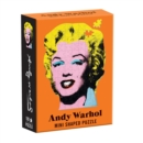 Andy Warhol Mini Shaped Puzzle Marilyn - Book