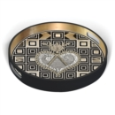 Christian Lacroix Atout Coeur Round Lacquer Tray - Book