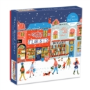 Main Street Village 1000 Piece Puzzle - Book