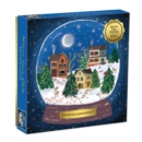 Winter Snow Globe 500 Piece Puzzle - Book