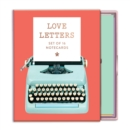 Love Letters DIY Notecards Set - Book