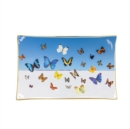 Gray Malin the Butterflies Porcelain Tray - Book