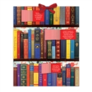 Festive Bookshelf Advent Calendar - Book