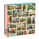 Painted Desert 500 Piece Puzzle - Book