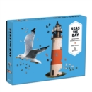 Seas The Day 2 in 1 Shaped Puzzle - Book