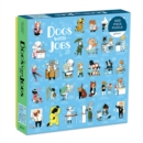 Dogs With Jobs 500 Piece Puzzle - Book