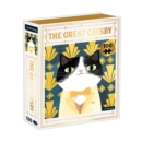 The Great Catsby Bookish Cats 100 Piece Puzzle - Book