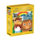 The Wonderful Wizard of Pawz Bookish Cats 100 Piece Puzzle - Book