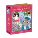 Romeow & Juliet Bookish Cats 100 Piece Puzzle - Book