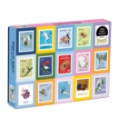 Birds of the World 1000 Piece Puzzle - Book