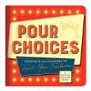 Pour Choices Coaster Book - Book