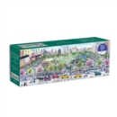 Michael Storrings Cityscape 1000 Piece Panoramic Puzzle - Book