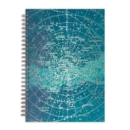"Constellation Grid 7 x 10"" Wire-O Journal - Book"