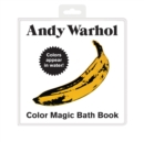 Andy Warhol Color Magic Bath Book - Book