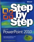 Microsoft PowerPoint 2010 Step by Step - Book