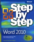 Microsoft Word 2010 Step by Step - Book