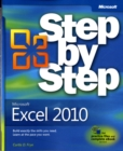 Microsoft Excel 2010 Step by Step - Book