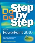 Microsoft(R) PowerPoint(R) 2010 Step by Step - eBook