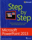 Microsoft Access 2013 Step by Step - Book