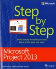 Microsoft Project 2013 Step by Step - Book
