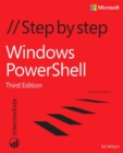 Windows PowerShell Step by Step - Book