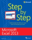 Microsoft Excel 2013 Step By Step - Book
