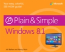 Windows 8.1 Plain & Simple - eBook