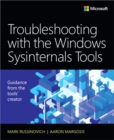 Troubleshooting with the Windows Sysinternals Tools - Book