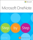 Microsoft OneNote Step by Step - Book