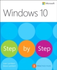 Windows 10 Step by Step - Book