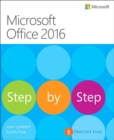 Microsoft Office 2016 Step by Step - Book