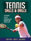 Tennis Skills & Drills - Book