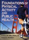 Foundations of Physical Activity and Public Health - Book