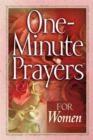 One-Minute Prayers (R) for Women - Book