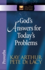 God's Answers for Today's Problems : Proverbs - eBook