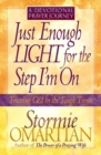 Just Enough Light for the Step I'm On--A Devotional Prayer Journey - eBook