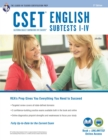 CSET English Subtests I-IV Book + Online - eBook