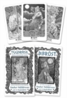 Yggdrasil : Norse Divination Cards - Book
