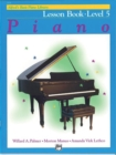 Alfred'S Basic Piano Library Lesson 5 - Book