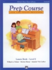 Alfred'S Basic Piano Library Prep Course Lesson E - Book