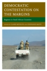 Democratic Contestation on the Margins : Regimes in Small African Countries - eBook