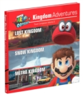 Super Mario Odyssey Kingdom Adventures Vol 3 - Book