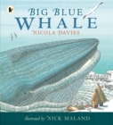 Big Blue Whale - Book