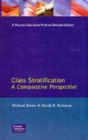 Class Stratification : Comparative Perspectives - Book