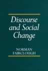 Discourse and Social Change - Book