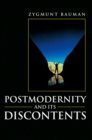 Postmodernity and its Discontents - Book